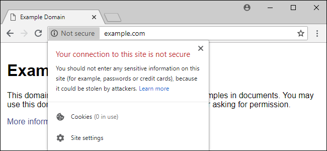 SSL Certificate Security Indicators