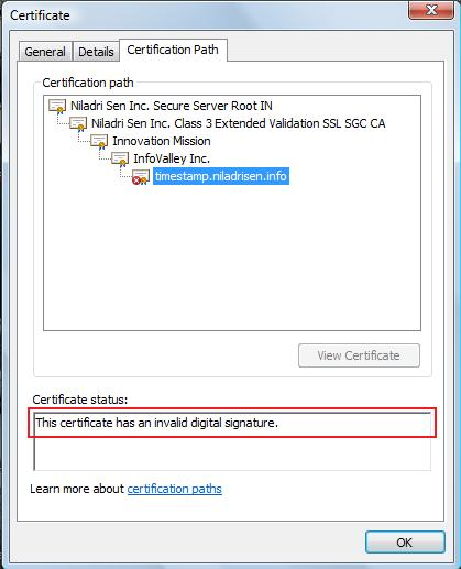 How to Solve the Invalid SSL /TLS Certificate Issue