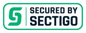 Graphic: Sectigo trust seal