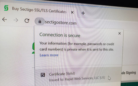 Understanding the SSL Validation Process with FAQs