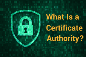 What Is a Certificate Authority? Certification Authorities Explained