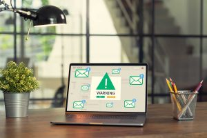 Which Type of Cyber Attack Is Commonly Performed Through Emails?